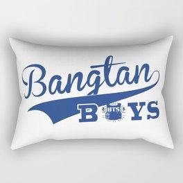 Bangtan Boys baseball Rectangular Pillow