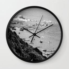 Italian Summertime Wall Clock