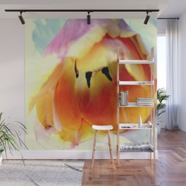 Prone To Love This Tulip Wall Mural