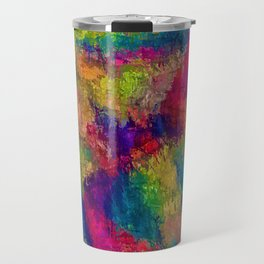 Echoed Colorscape Travel Mug