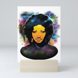 Celia Cruz Mini Art Print