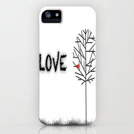 αγάπη iPhone Case
