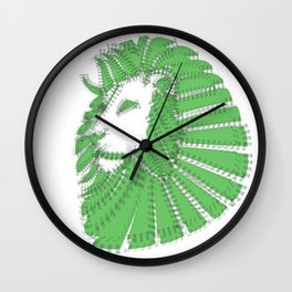 The Pride: Earth Wall Clock