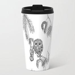 Owl Hour Travel Mug