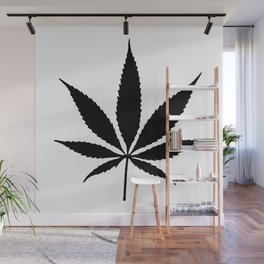 WEED : High Times Wall Mural