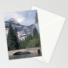 Stoneman Bridge Yosemite Stationery Cards