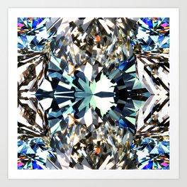 JCrafthouse Crystal Dynamic - Natural Art Print