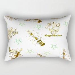 HNY Brindis Rectangular Pillow