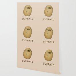 Pugtato Wallpaper