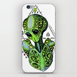 Outsider iPhone Skin