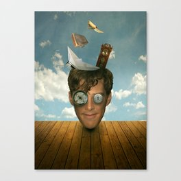 Surreal Thoughts Canvas Print