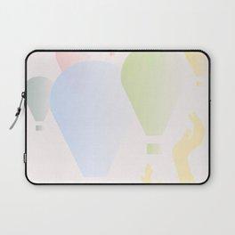 Sunny balloons Laptop Sleeve