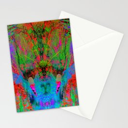 Ocular Fire (psychedelic, visionary) Stationery Cards