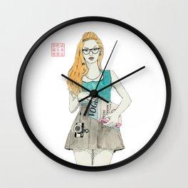 Contradiction Wall Clock
