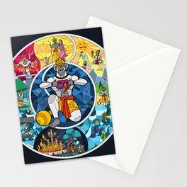Life of Hanuman Stationery Cards