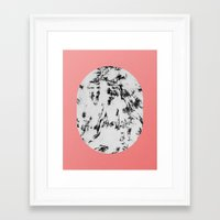 fifth harmony Framed Art Prints featuring harmony by LEEMO