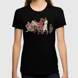 PRIDE OF BRAZIL (source photograph by Antonia Jenae' of IKONSEE Imagery) T-shirt