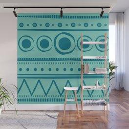 Patterns Wall Mural