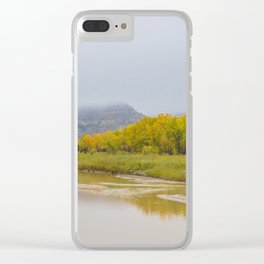 Theodore Roosevelt National Park North Unit, North Dakota 6 Clear iPhone Case