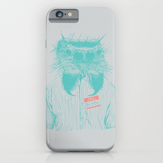 Mr. Bitey iPhone & iPod Case