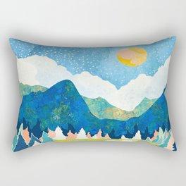 Spring River Rectangular Pillow