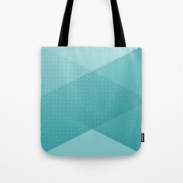 COOL HALFTONE Tote Bag