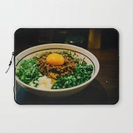 Taiwanese Maze-soba Laptop Sleeve