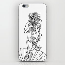 Botticelli Sux iPhone Skin
