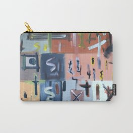 Colourful Chaos II Carry-All Pouch