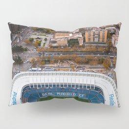 Santiago Bernabéu Stadium - Madrid, Spain Pillow Sham