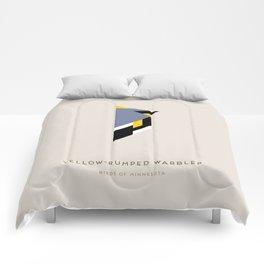 Yellow-Dumped Warbler Comforters