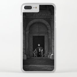 Swiss Guards - Vatican City Clear iPhone Case