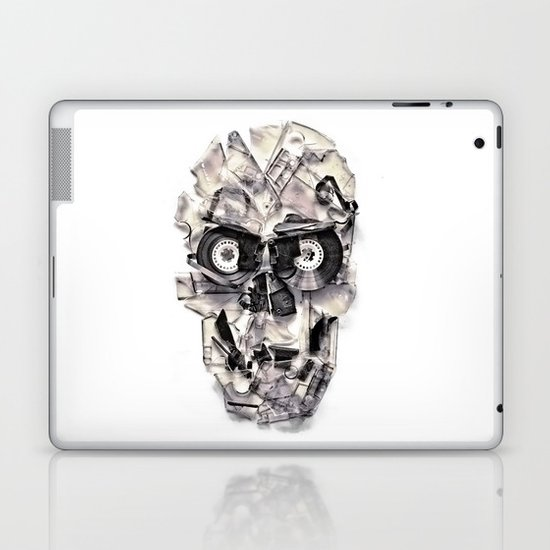 Home Taping Is Dead Laptop & iPad Skin