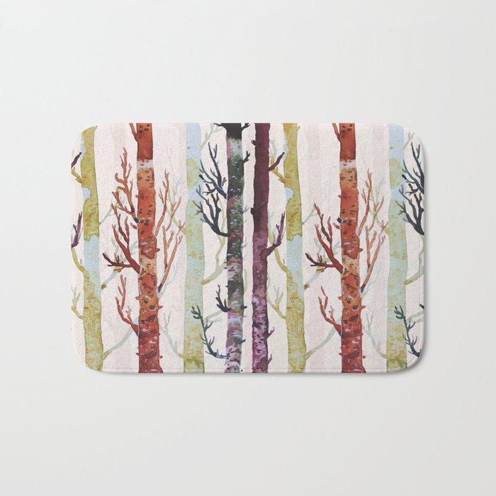 the real florest Bath Mat