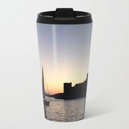 Aegean Sea Travel Mug