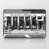 broadway iPad Cases featuring Broadway by Jon Cain