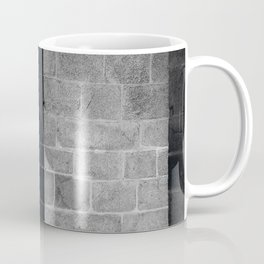 Scary view of hollow Coffee Mug