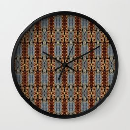 Rosty Chains Wall Clock