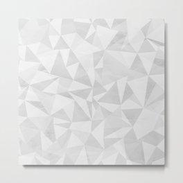 Ab Greys Metal Print