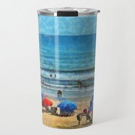 Low Tide PhotoArt Travel Mug