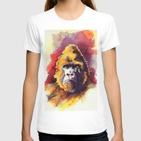 ape T-shirts featuring APE by Chris Brothers
