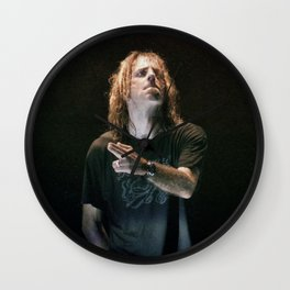 Lamb of God #OnStagePortrait Wall Clock