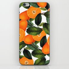The Forbidden Orange #society6 #decor #buyart iPhone Skin