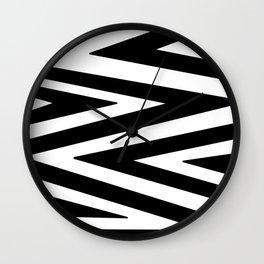 World in Chaos  Wall Clock