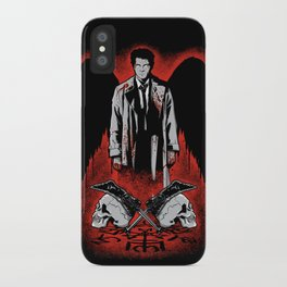 He Who Would Be King iPhone Case