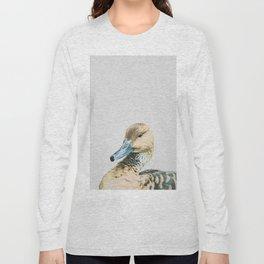 El Pato Arrogante Long Sleeve T-shirt