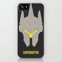Earthshatter iPhone Case