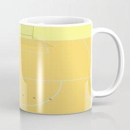SOCCER FIELD Coffee Mug