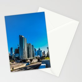 Downtown Toronto View Stationery Cards