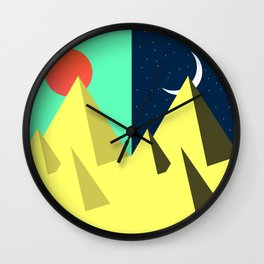 Day N Night Wall Clock